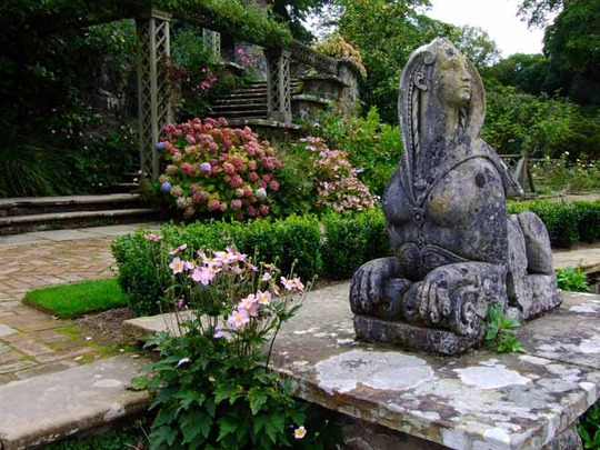 Bodnant Garden, N. Wales