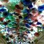 Las Vegas Casino - Ceiling flower display