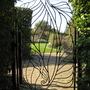 Beautiful gate Wisley