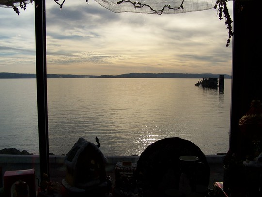 Port Townsend Bay