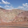 Copper Mining Pit