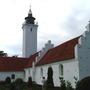 Church on Tuno, Denmark