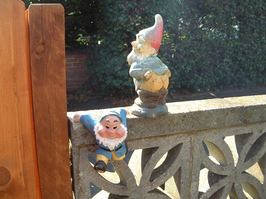 Norman the Naughty Gnome