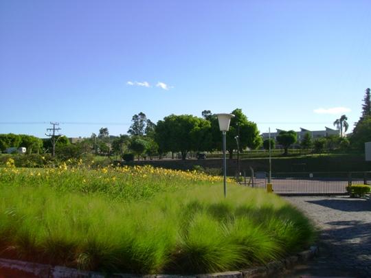 Factory Garden Entrance