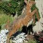 Deer topiary
