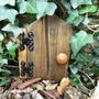 Small tall fairy door