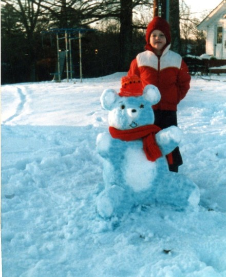 Old memories of snowmen past