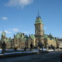 This is the East Block on Parliament Hill