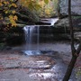 Waterfall at State Park another view