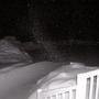 Front Walk Snow Drift