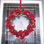 Wreath close up