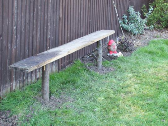 This Bench Cost NOTHING!