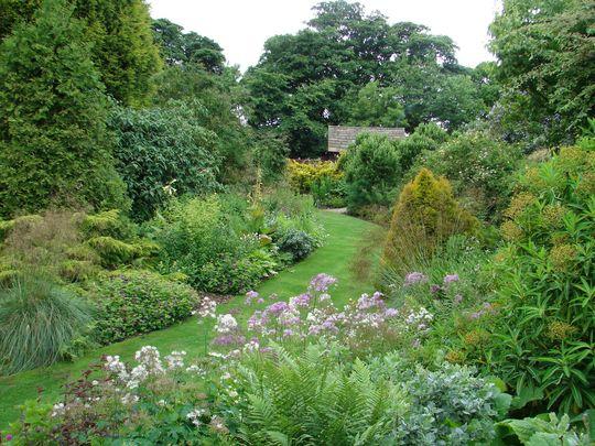 Bide A Wee Cottage Garden