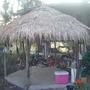My outdoor hut