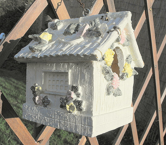 1 Of My Bird Houses