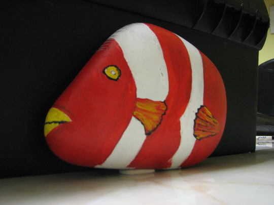 Rock painting, Nemo