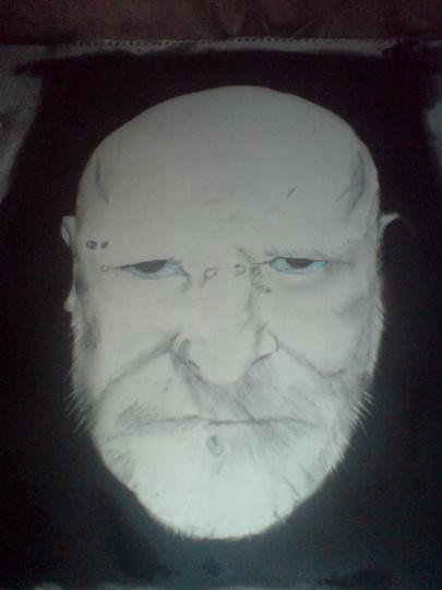 self portrate