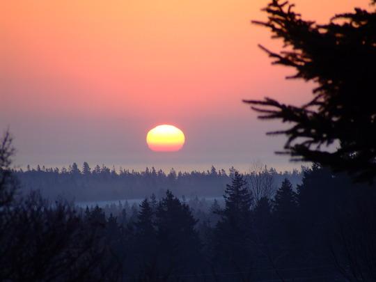 Sunrise Feb 2