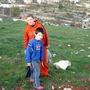 My_wife_Olga_and_my_son_Ali_collecting_mushrooms.jpg