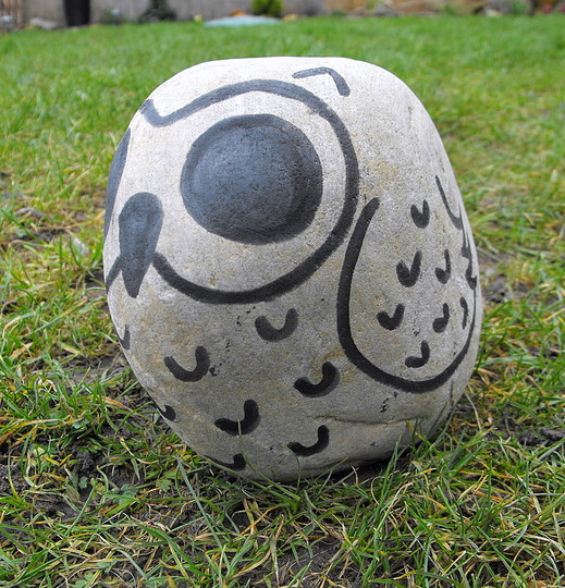 My Cobble Owl