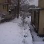 winter in leeds 2009