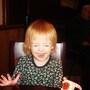My granddaughter Freya