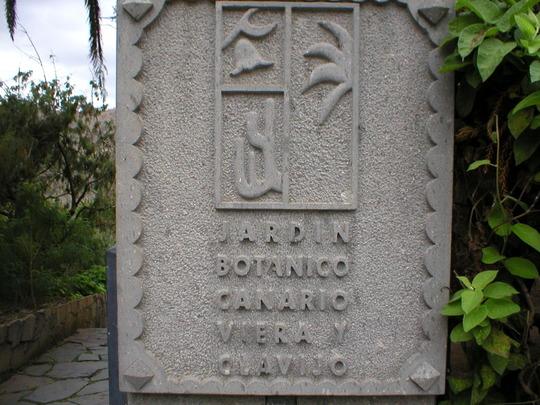 Gran Canaria Botanic Garden