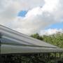 Blue sky again after record monsoonal rainfall