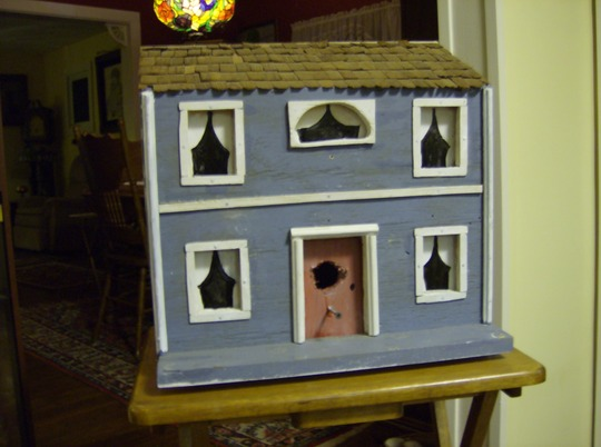 From Dollhouse to Birdhouse