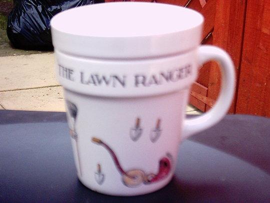 keeps the TEA nice & warm