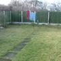Back garden March 09