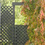 the back garden gate.
