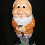 Dwarf with a shovel ornament
