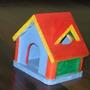 ornament - a tiny house