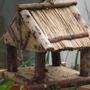 simple ornamental house