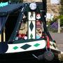 'Rosie & Jim' on Narrowboat