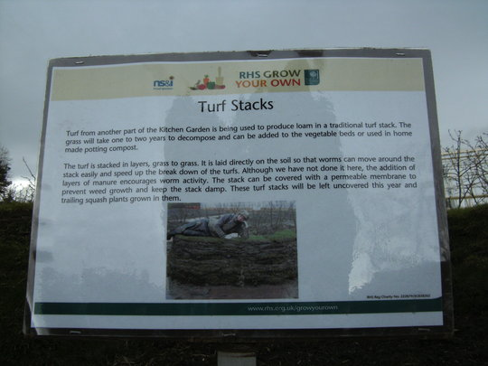 Information about the Turf Wall.