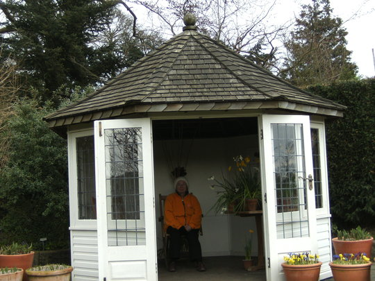 Summer House, in a quiet area.