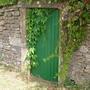 A hidden gate to a secret garden