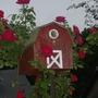 Red Barn Birdhouse