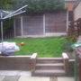 back garden long