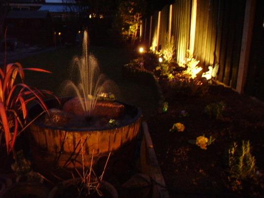 nighttime lights