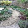 Front garden - April 2009