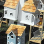 "Birds Houses@Peterborough Flower Show ""Blog"""