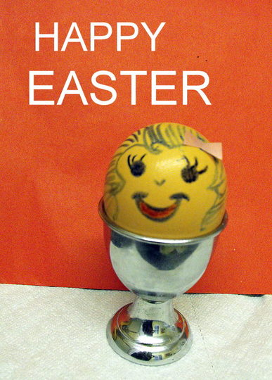 Its Easter Weekend