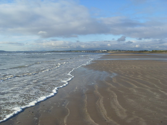 Donabate beach Dublin