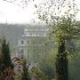 The Orangerie in the morning mist
