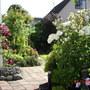 Entrance to our main garden
