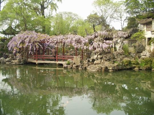 Lingering Garden, Suzhou, China (April 2007)