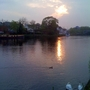 Sun_setting_staines_riverside_170409